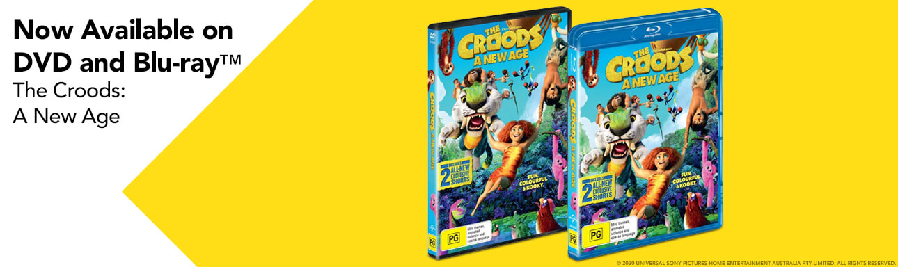 The Croods A New Age - Full Size