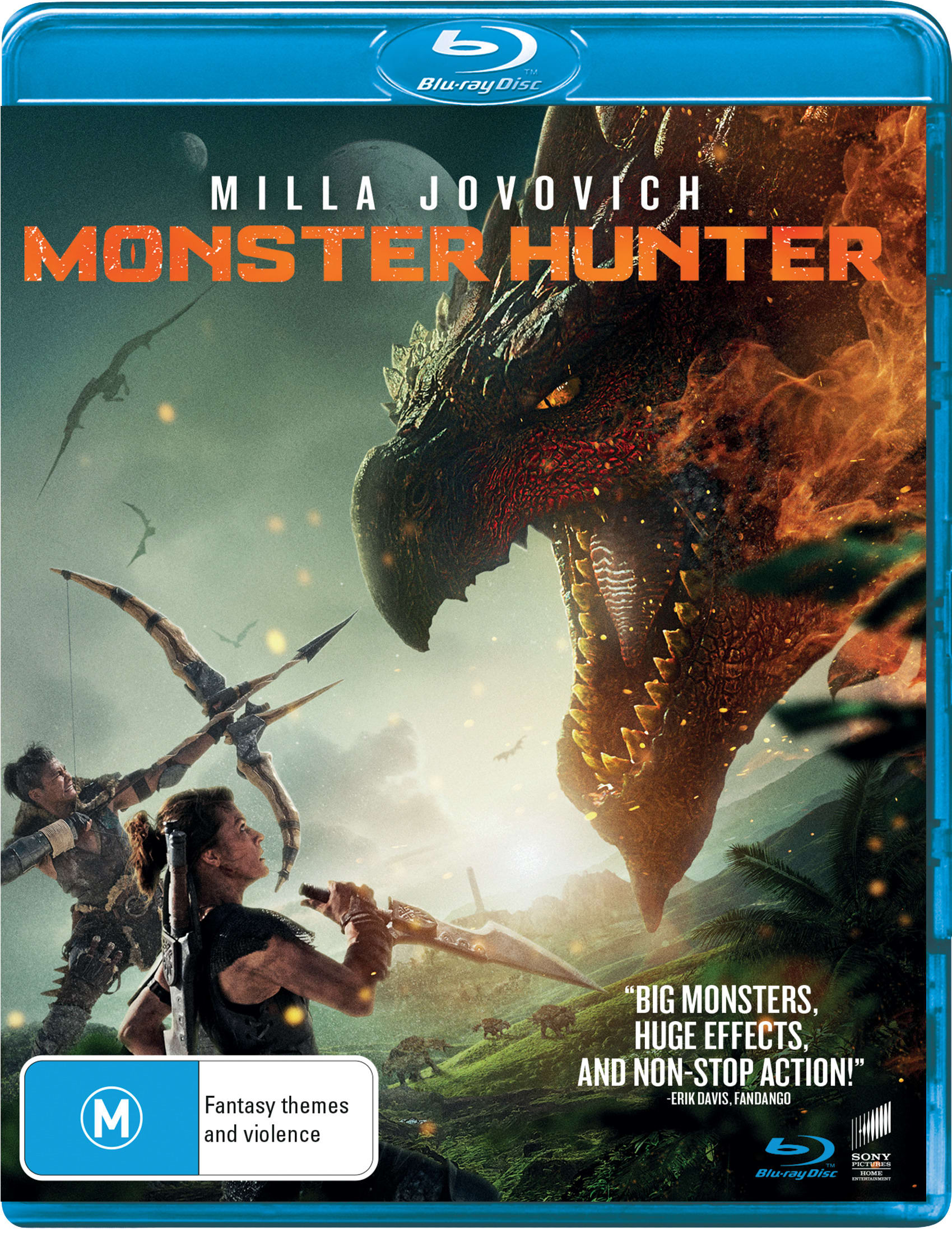 Monster Hunter [Blu-ray]
