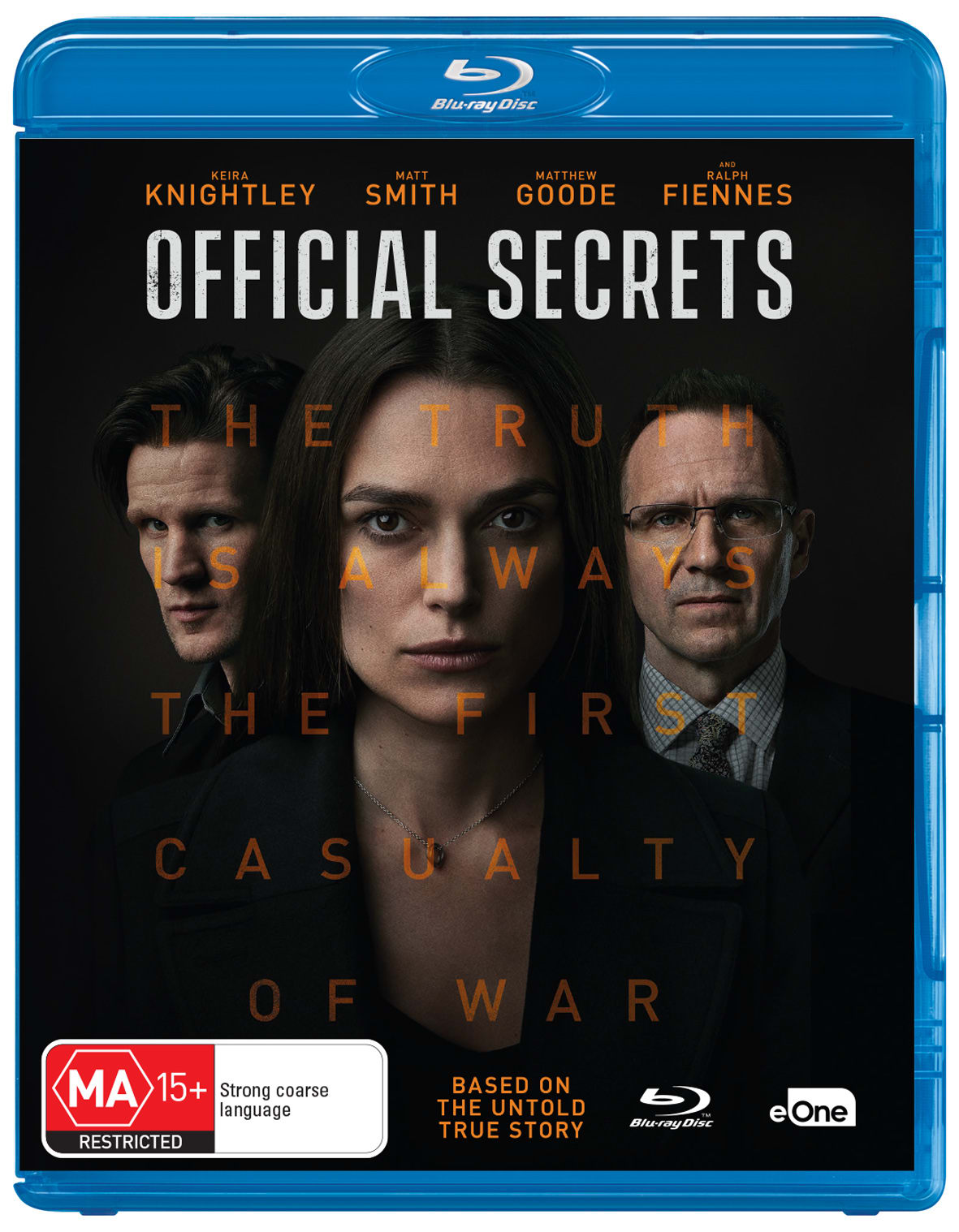 Official Secrets [Blu-ray]