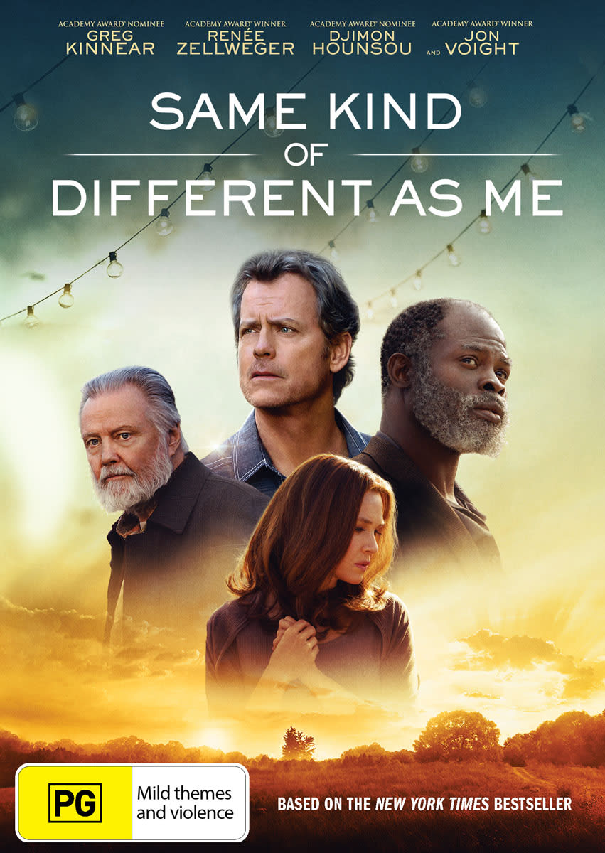 Same Kind of Different As Me [DVD]