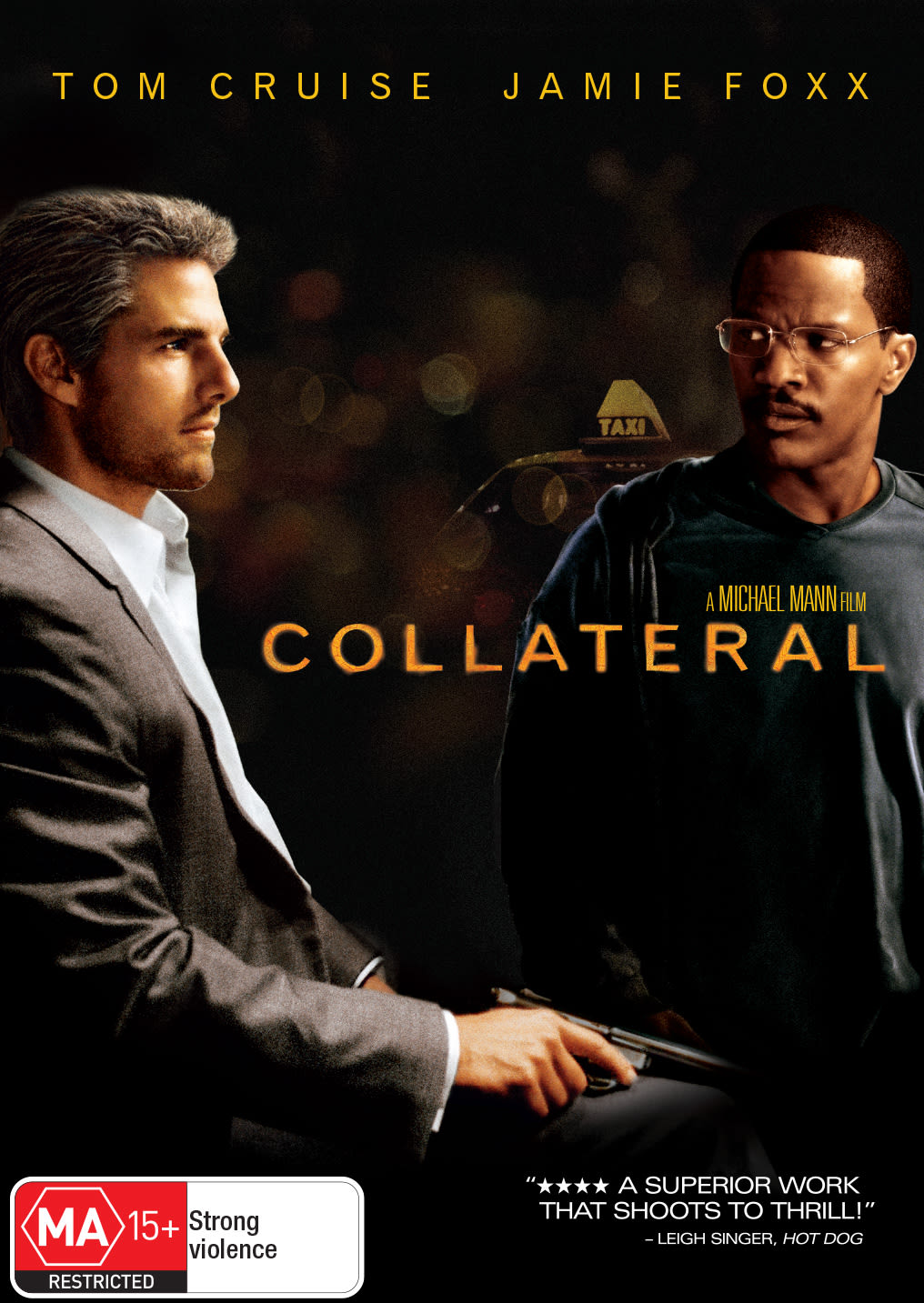 Collateral [DVD]