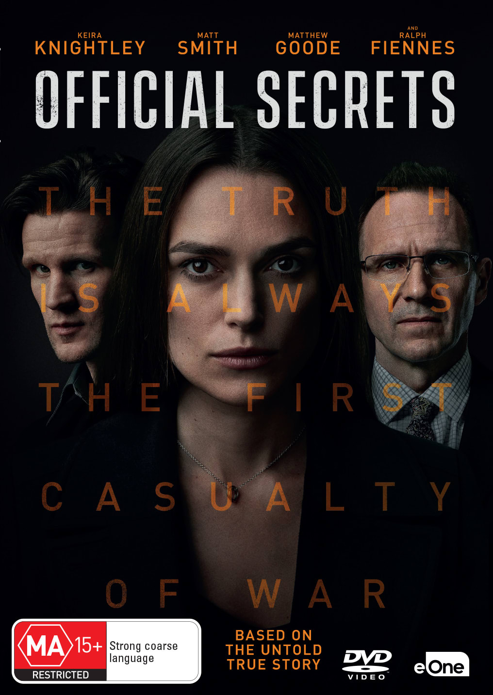 Official Secrets [DVD]