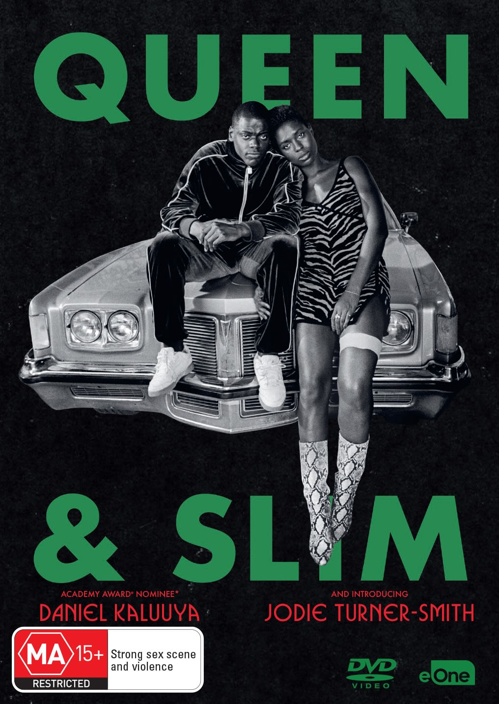 Queen & Slim [DVD]
