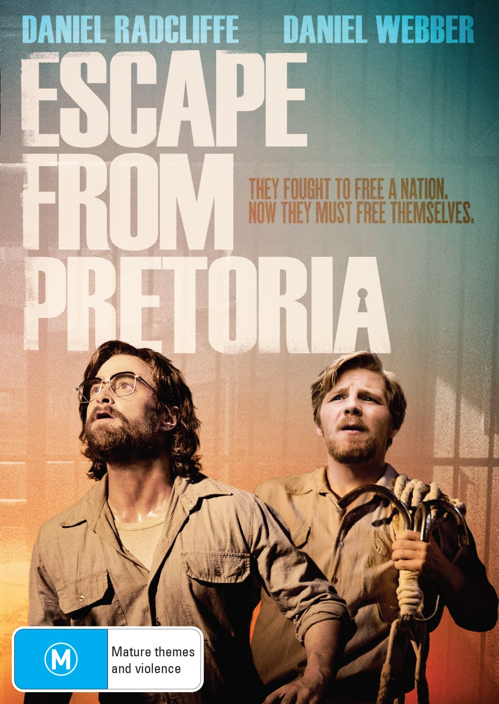 Escape from Pretoria [DVD]