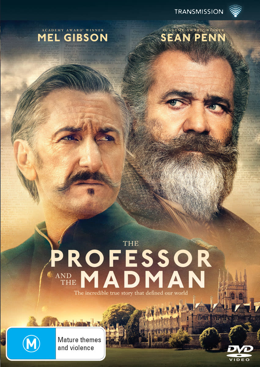 The Professor and the Madman [DVD]