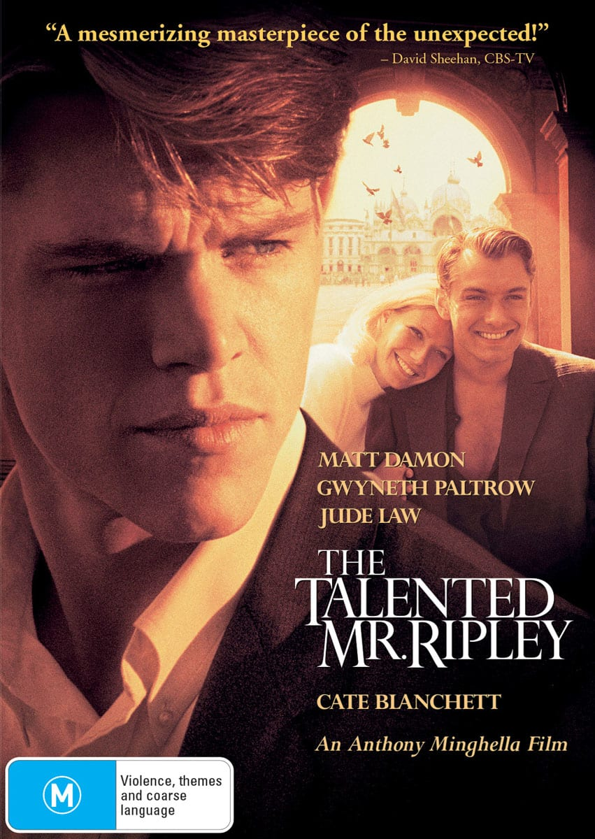 The Talented Mr Ripley [DVD]