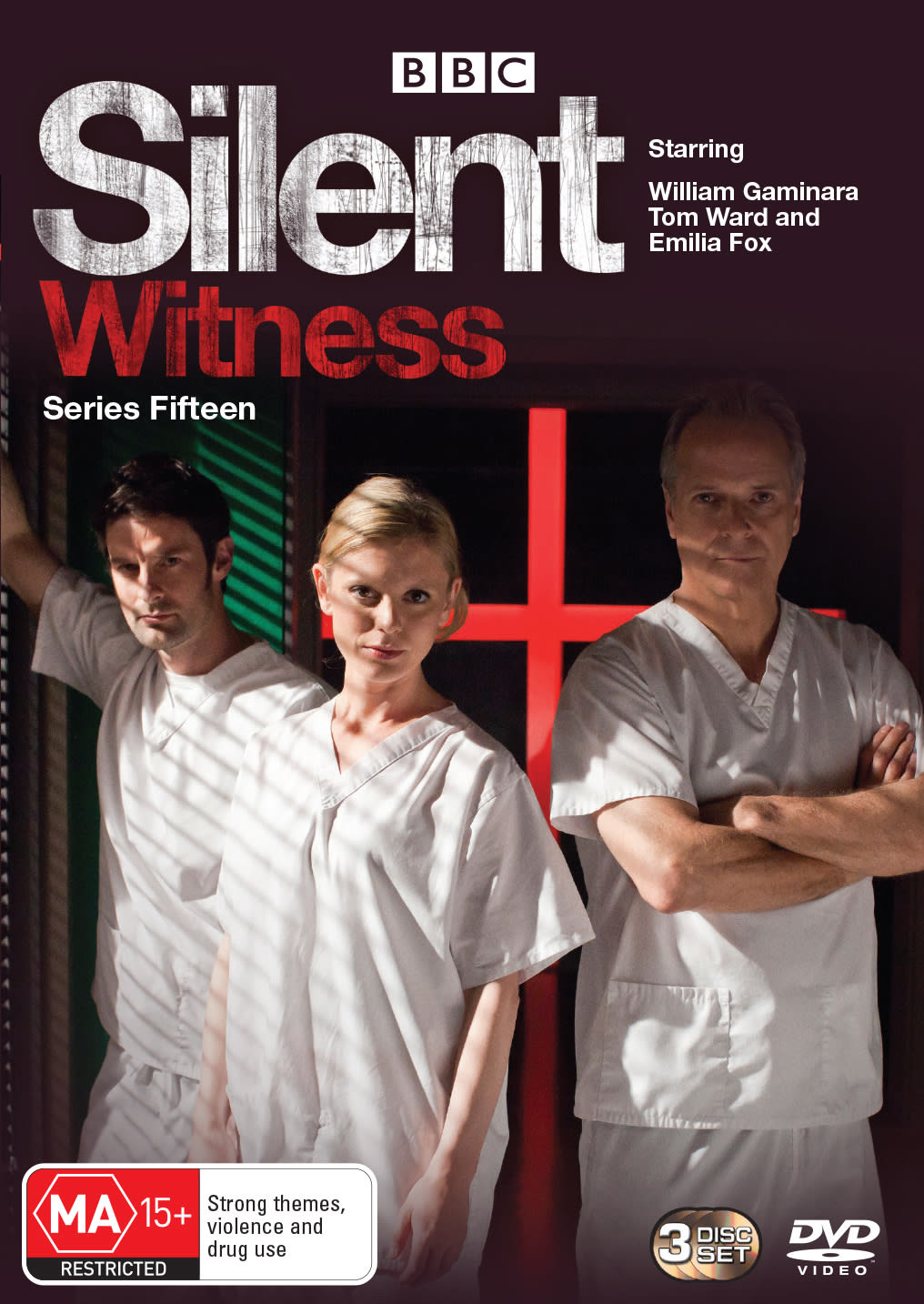 Silent Witness: Series 15 (Box Set) [DVD]