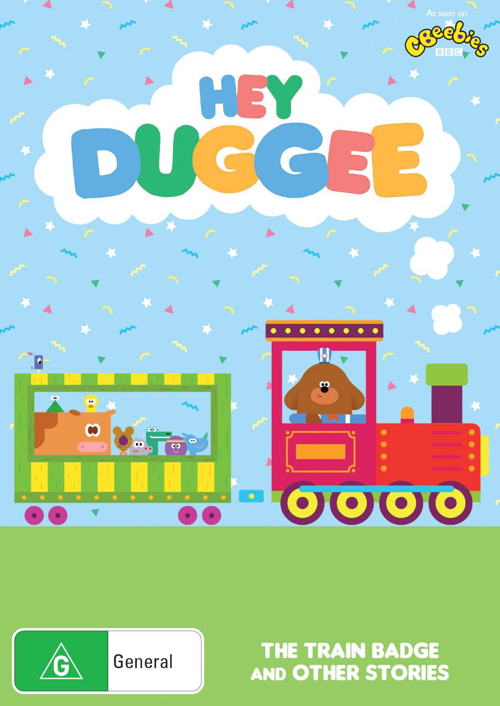 Hey Duggee: The Train Badge and Other Stories [DVD]