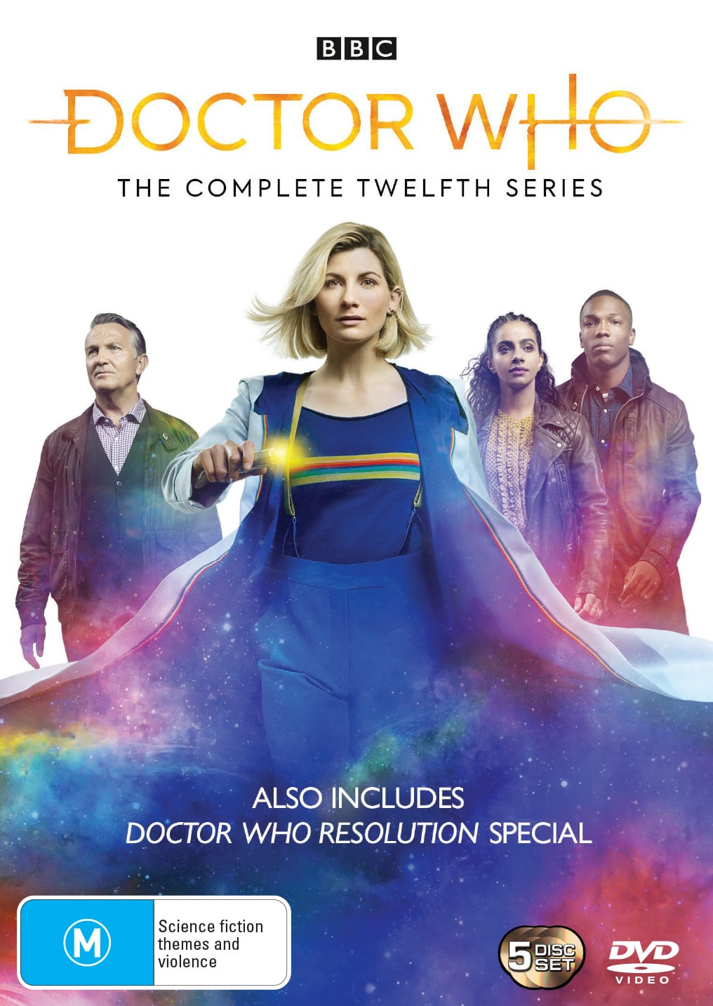 Doctor Who: The Complete Twelfth Series (Box Set) [DVD]
