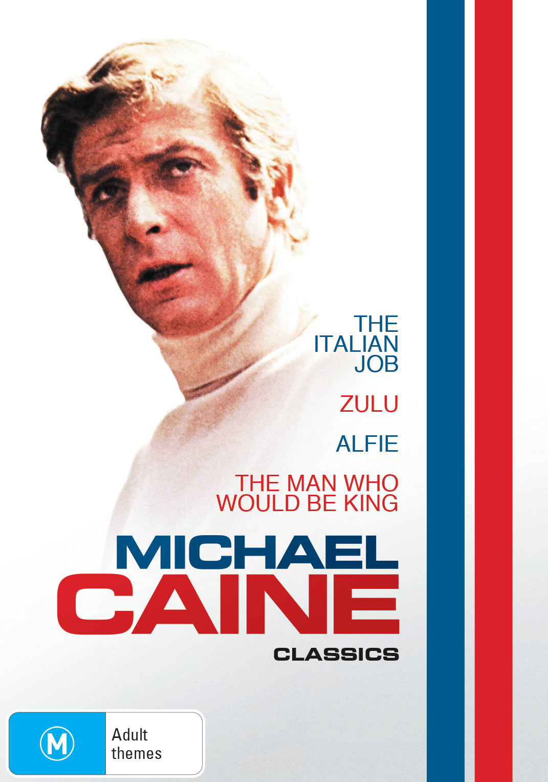 Michael Caine Collection (Box Set) [DVD] [DVD]