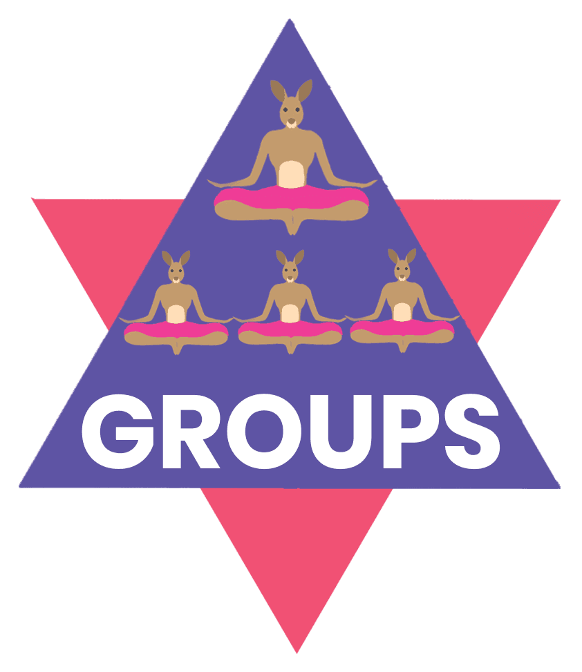 Group disability support icon