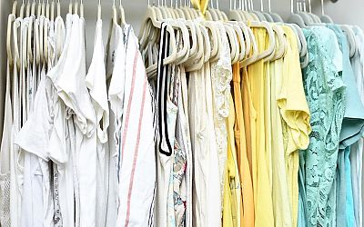 Color-Coordinating Your Closet
