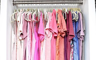 Good-bye Mismatched Hangers