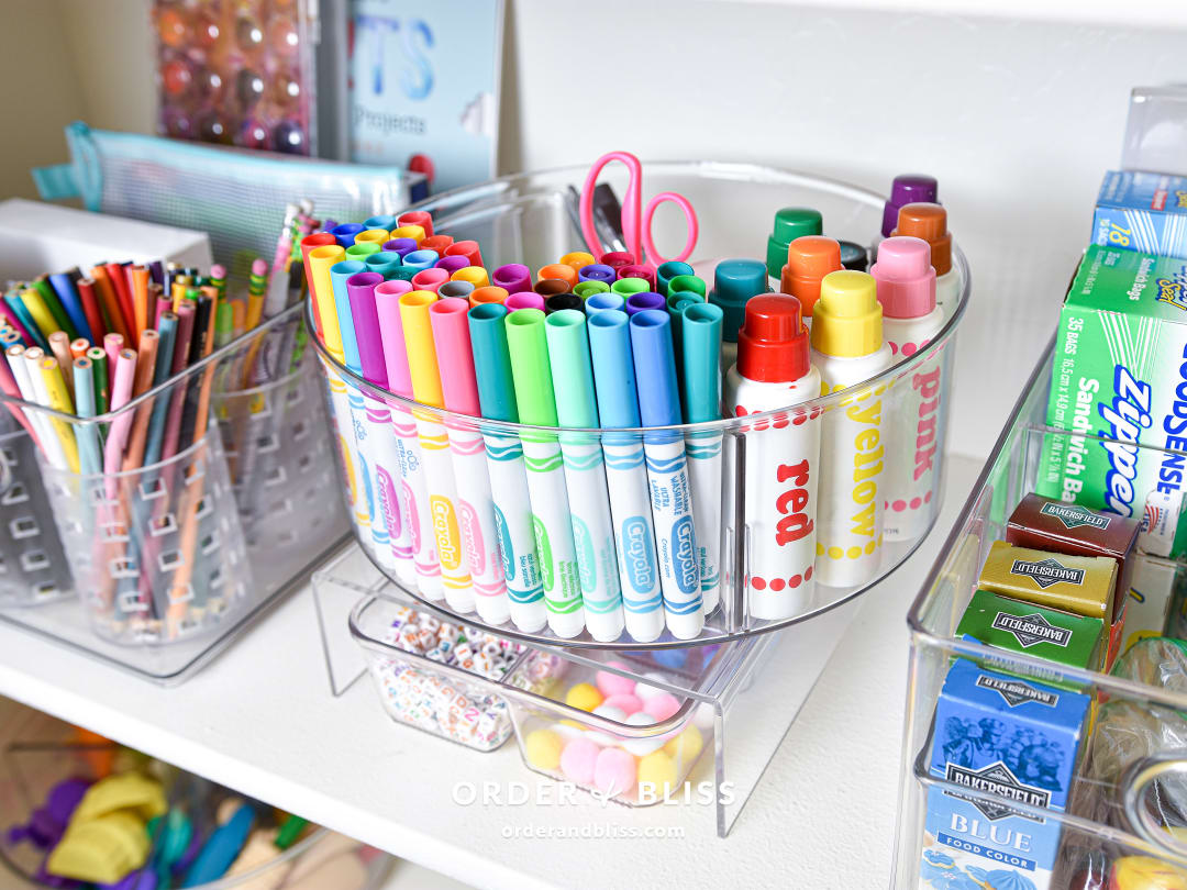 Keeping Your Sanity When Kids Go Looking For Arts & Crafts To Do at Home!