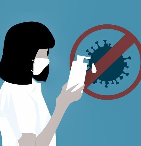 Какой антисептик для рук лучше защищает от коронавируса
