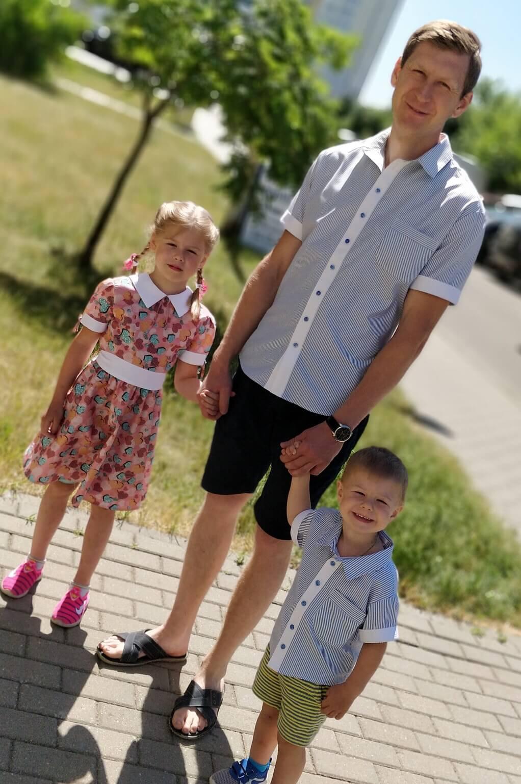Одежда для семьи