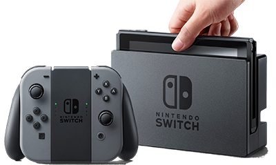 New Age Gaming Nintendo Switch