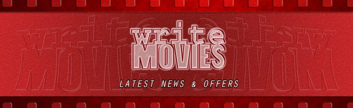 WriteMovies Latest News and Offers