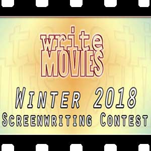 Winter 2018 Screenwriting Competition