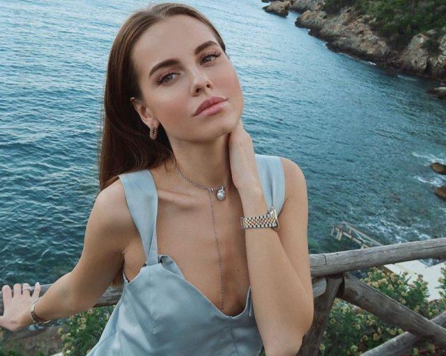 Отпуск начался! Дарья Клюкина улетела на отдых с женихом
