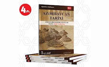 Azərbaycan tarixi 5-ci sinif