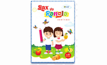 Bax və rənglə - 8