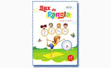 Bax və rənglə - 9