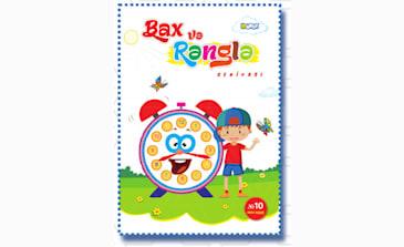 Bax və rənglə - 10