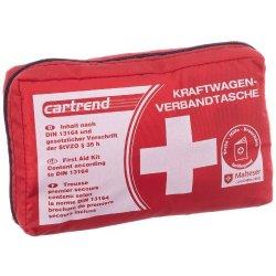 Cartrend 7730042 - Cassetta pronto soccorso con...