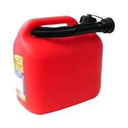 Carburante Tanica da 5litri, PVC rosso,...