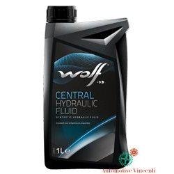 WOLF olio idraulico 1 Litro CENTRAL HYDRAULIC...
