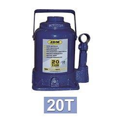 JBM 50824Cric Bottiglia 20tonnellate Auto...