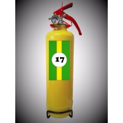 CAR FIRE EXTINGUISHER VEHICLE MOTOR 1 KG ABC DRY...