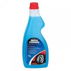 Nero gomme - 1000 ml Lucido per pneumatici e...
