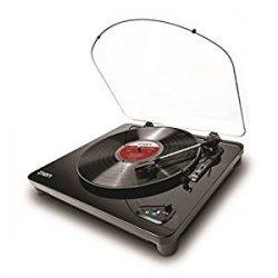 Ion Audio Air LP, Giradischi con Trasmissione...