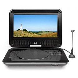 Dual DVD-P 905 Lettore DVD portatile, schermo LCD...