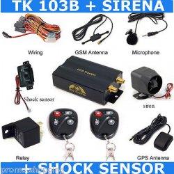 TK103-B TRACKER GPS / GSM / GPRS LOCALIZZATORE...