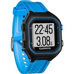 Garmin Forerunner 25 Running GPS, Large, Nero/Blu