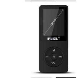 Portatile 4.6cmTFT Schermo hi-fi 4G RUIZU X02 MP3...