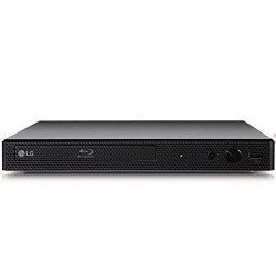 LG BP250 Lettore Blu Ray, USB, Nero