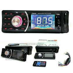 STEREO AUTO AUTORADIO AUX MP3 USB SD RADIO FM...
