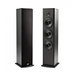Polk Audio T50 - Altoparlante da Pavimento, 4...