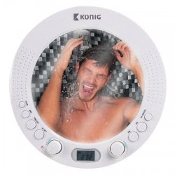 Radio da doccia AM/FM con specchio