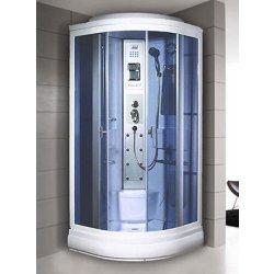 Cabina Idromassaggio 90x90 box doccia con o senza...
