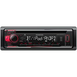 Kenwood KDC-bt510u cd-receiver con Apple...
