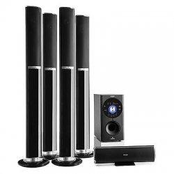 auna Impianto Audio Sistema Surround 5.1...
