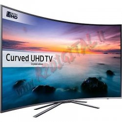 TV SAMSUNG LED 55 POLLICI CURVO ULTRA HD SMART 4K...