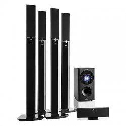 Impianto Audio Sistema Surround 5.1 Bluetooth...