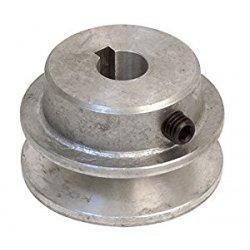 Fartools 117220 - Puleggia in alluminio, diametro...