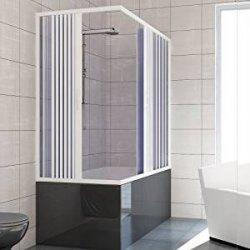 Box doccia sopravasca 70x170 in PVC mod. Nadia...